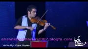 اجرای آهنگ برای آخرین بار-احسان خواجه امیری