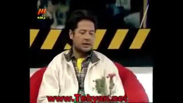 مصاحبه علی صادقی ! از دست ندید