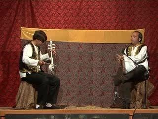 گروه تئاتر جزیره - نمایش سنتی جی جی بی جی - قسمت اول