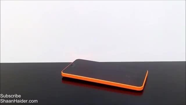 طرز اسکرین شات گرفتن از صفحه Lumia 640 xl