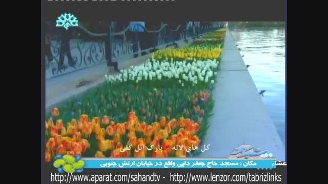 سفری به شهر خاطره ها و تاریخ تبریز  Tabriz