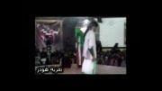 وداع امام و علی اکبر تعزیه هودر