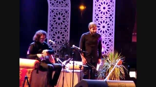 سامی یوسف - معرفی تیم هنری در کنسرت تطوان(مراکش)2015
