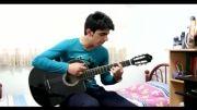 مهیار انشاسفند-فرنگیس(سیاوش قمیشی)گیتار