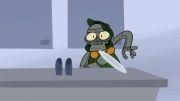 انیمیشن زیبای Bad Days  قسمت چهار شگفت انگیز