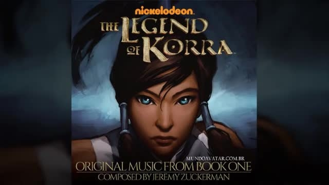 Left My Heart in Republic City -The Legend of Korra OST