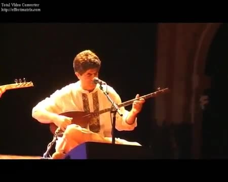 کیهان کلهر و علی اکبر مرادی
