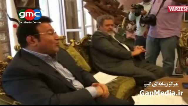 برنامه جدید حسین هدایتی برای خرید پرسپولیس
