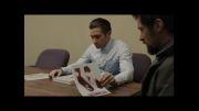 قسمتی از فیلم Prisoners  با دوبله ی فارسی