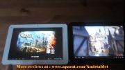 مقایسه تبلت Cube U30GT2 VS. Toshiba Excite 10