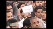 شعر خوانی استاد مجاهدی(پروانه)در محضر رهبر انقلاب 93