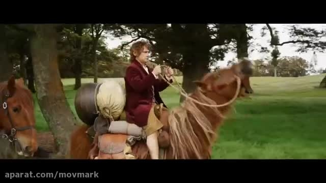 تریلر رسمی فیلم The Hobbit: An Unexpected Journey 2012