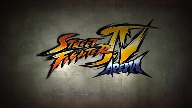 Street Fighter IV Arena By Androidkade