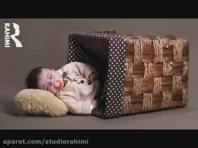 ویدیو از آتلیه کودک رحیمی