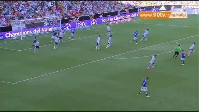 خلاصه بازی: والنسیا ۰-۰ رئال بتیس