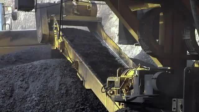 ماشین جدید استخراج زغال سنگ