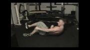 چگونه عضلات شکم خود را شش تکه کنیم؟
