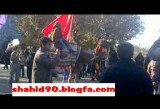 حرکن نمادین کاروان امام حسین در شهر زواره