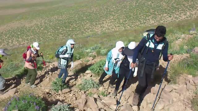 گروه کوهنوردی باریش داغچیلاری