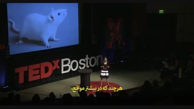 اعضا و ارگان های بدن روی یک چیپ / سخنرانی تد