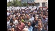 نماز پرفیض عید سعید فطر در شهرستان كوثر برگزار شد