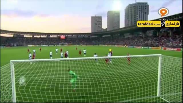 خلاصه بازی ارمنستان 2-3 پرتغال