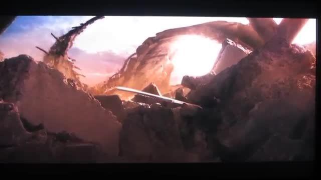 صحنه حذف شده فیلم x-men 2009 . زنده شدن Deadpool