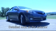 بررسی 2014.5 Toyota Camry SE -- تویوتا کمری -- قسمت 1