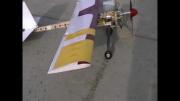 گرم کردن موتور اس-پی-ای26سی سی قبل از تست پرواز STT - 4