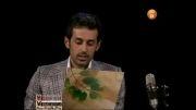 متن خوانی سعید معروف و شوق دیدار با صدای مسعود خادم