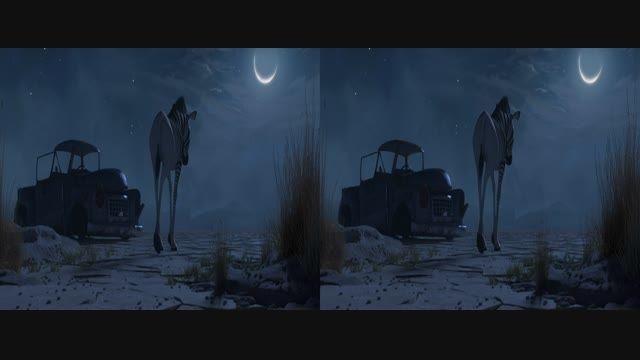 قسمت کوتاه انیمیشن khumba 2013 3D دوبله فارسی