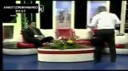 سوتی جالب در برنامه زنده