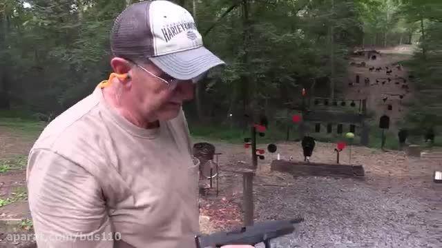 Glock Model 40 10mm اسلحه کمری گلاک 40- 10 م.م
