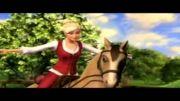 کارتون باربی و سه شمشیر زن-barbie