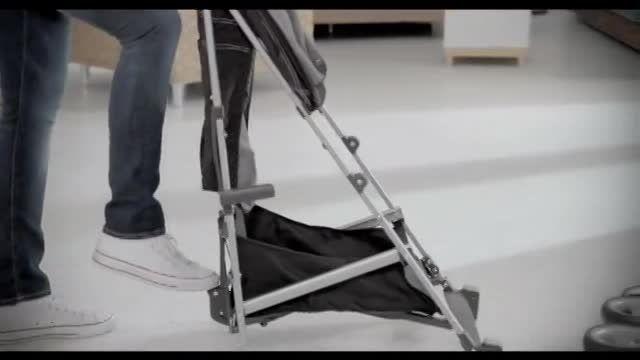 فیلم توضیحات کالسکه مدل کالیستو ، برند سایبکس آلمان