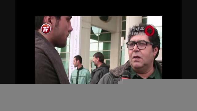 «عصر یخبندان» کاخ جشنواره را منقلب کرد!!!/آنونس گزارش