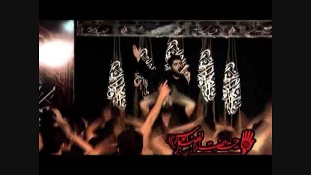 دم به دم با ذکرتویا ثارالله مأنوسم-کربلائی کاظم اکبری