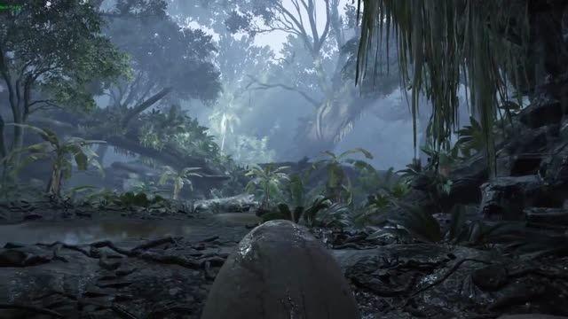Crytek's Back to Dinosaur Island