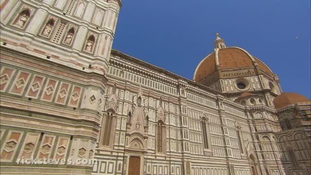 دروازه های بهشت در فلورانس ایتالیا