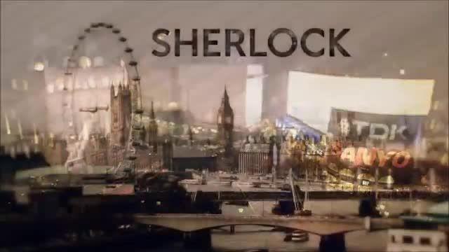 تیتراژ آغازین سریال شرلوک با آهنگ پوآرو