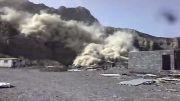 زلزله 7/8 ریشتری حومه کارگاه سد کهیر