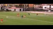عجیب ترین و باورنکردنی ترین گل در یک مسابقه رسمی فوتبال