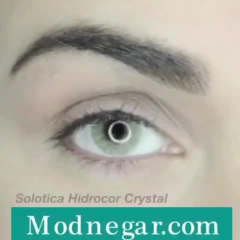 لنز طوسی روشن كریستال سولوتیكا