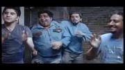 تیکه ای خنده دار از فیلم چهار چنگولی در پارتی