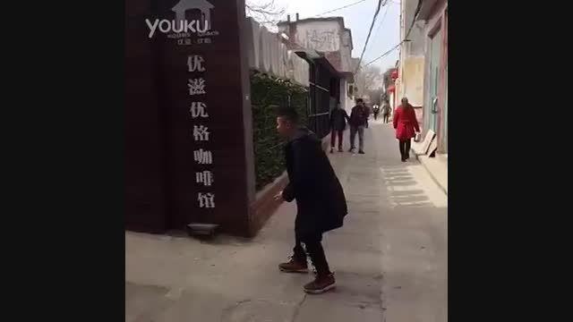 دوربین مخفی چینی:کشتن
