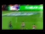 کلیپ کوتاهی از حرکات خارق العاده لیونل مسی در بارسلونا و آرژانتین