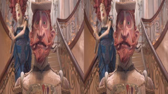 قسمت کوتاه سه بعدی The Boxtrolls 2014 HD 3D دوبله فارسی