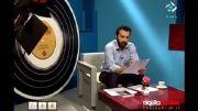 علت عدم پخش صدای محسن چاوشی در برنامه ی ساعت 25 از زبان مجری
