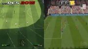 مقایسه بازی PES 2015 و FIFA 15