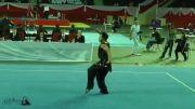 یازدهمین دوره مسابقات جهانی ووشو - نن چوان - مدال طلا